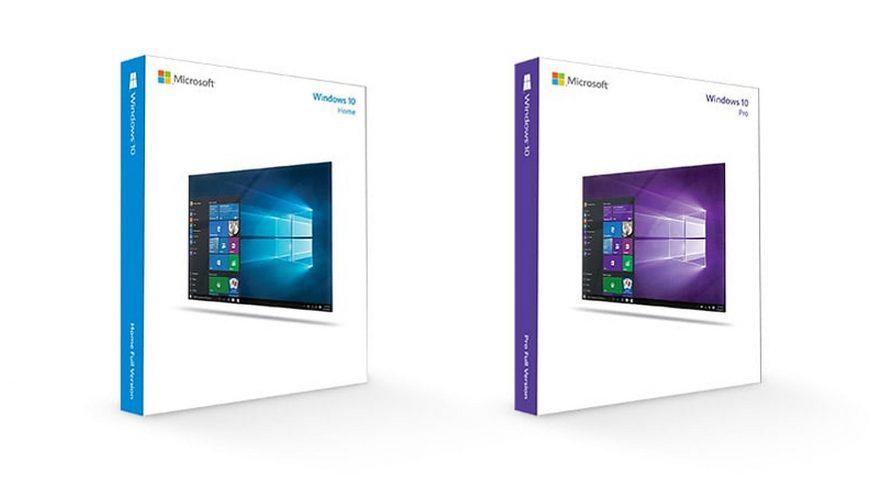 Windows Home Pro yükseltme upgrade
